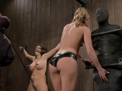 Dana DeArmond, Nika Noire and Ariel X Part 2 of 4 of the May Live Feed