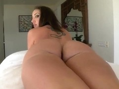 Never ending booty delight with sexy Kelly Divine!