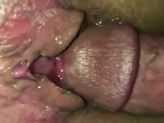 He Fucks me, Cums in me, and I Finger Myself with his Cum!