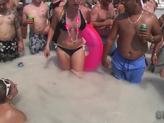 Amateur Home Video from Bartenders Bash Weekend - SouthBeachCoeds