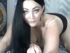 Femdom Goddess Locks Your Cock in Chastity Forever