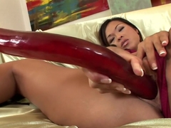 Hottest pornstar Jade Sin in crazy anal, asian sex clip