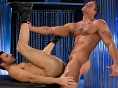 Derek Atlas & Dario Beck in Fuck Hole, Scene #01 - HotHouse