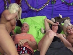 Crazy pornstars Julie Cash, Britney Amber, Ashli Ames in Incredible Dildos/Toys, Group sex xxx scene