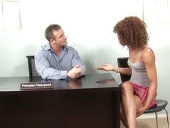 Misty Stone in Dont Turn Back On Black