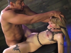 Bdsm Music Video Helpless Teen Lily Dixon Is Lost And Found