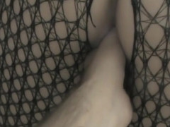 Blindfolded Chick Banged With Bodystockings on
