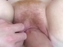 bulky redhead Video14 gyno scrutiny wet crack anguish