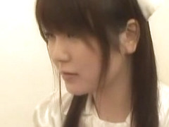 Crazy Japanese model Risa Arisawa in Best Threesomes, Babysitters JAV scene