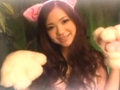 Crazy Japanese model Kana Tsuruta in Horny Cougar, Dildos/Toys JAV video