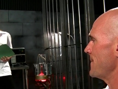 Nasty experiments led by dirty doctor Johnny Sins