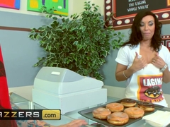 Brazzers - Big TITS in uniform - Audrey Bitoni Honey White Johnny Sins - Boston Cream