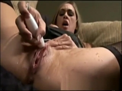 Amateur squirting cumpilation