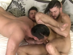 Alexander Garrett & Armond Rizzo in Big Dicked Couple - PrideStudios