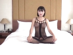 Ladyboy in blowjobs masturbation...