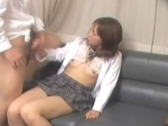 Babe's sissy gets fingered and drilled in the casting