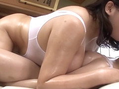 Horny Japanese chick in Best Massage, HD JAV movie