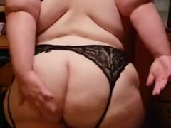 SSBBW Wife Sucking Cock and Fucking!