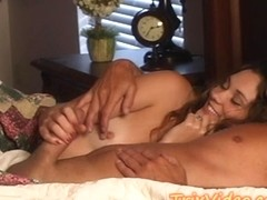 Fucking a BABE Teen Baby Sitter