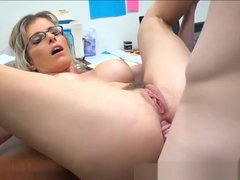 Spied Wanking & Made To Anal Fuck Milf Soccer Step Mom