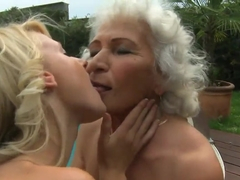 Candy Lover and Norma are horny lesbians