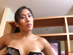 Mia Li in Surprise lets FUCK