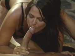 Simony Diamond & Dora Venter anal double penetration