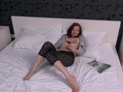serbian model Leila gaping gyno hole