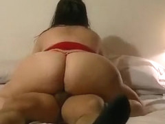 Argentinian wife with mega a...