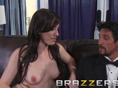 Teens like it BIG - Jennifer White Tommy Gunn - Butler Take me to Bonerville - Brazzers