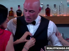 Dani Daniels Romi Rain Johnny Sins - Lovin Lounge - Reality Kings