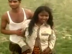 Desi Village Couple Enjoy Outdoor3