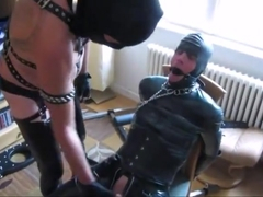 Education of my rubber pig Part 1