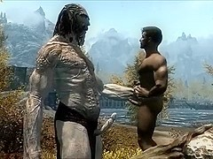 Skyrim: Sex with giants