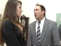 Nika Noir & Will Powers in Naughty Office