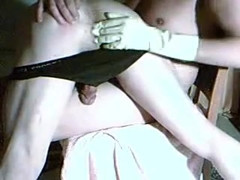 slave hard ass spanking .suck my cock