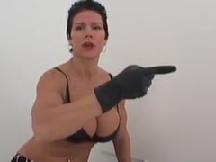 Femdomme ass fuck instruction 2