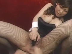 Fabulous Japanese slut Harumi Asano in Crazy Amateur, Blowjob JAV movie