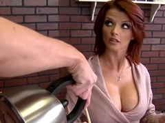 Brazzers - Mommy Got Boobs - Dump My Boobs In
