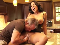 Crazy pornstars Sienna West and Francesca Le in hottest blowjob, latina xxx movie