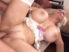 Horny Kayla Got Her Orgasmic Twat Plugged