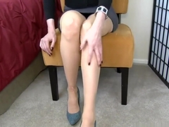 Mom's High-Heeled Shoes - Mrs Mischief taboo mom pov shoe fetish