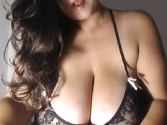 Beautiful Latina Tittyfuck