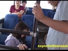 Jav Teen Idol Fucks Old Guy On Bus Massive Tits Cute