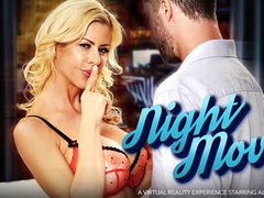 NIGHT MOVE$ featuring Alexis Fawx