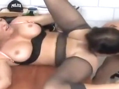 Slut Gets Fucked After Footjob
