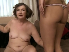 Eve Tickler and Jessyca Cold lesbian action