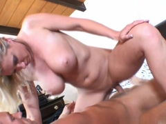 Fabulous pornstars Marcus London, Devon Lee in Horny Big Tits, Blonde adult video