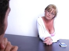 Allison Kilgore & James Deen in My First Sex Teacher